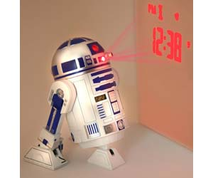 Despertador R2D2 Star Wars