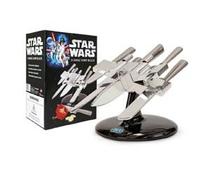 Set de cuchillos Nave Star Wars