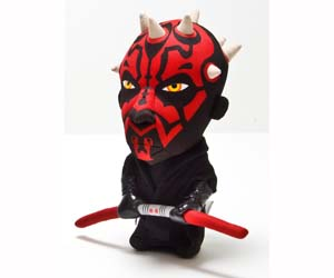 Peluche Darth Maul Star Wars 23cm