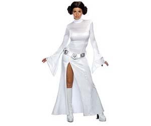 Disfraz Princesa Leia adulto