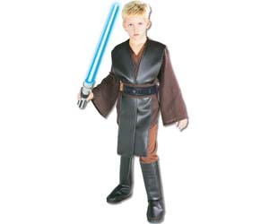 Disfraz de Anakin Skywalker niño