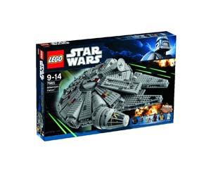 Lego Halcon Milenario de Star Wars