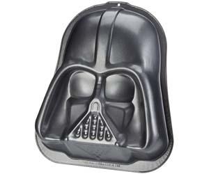 Molde para horno Darth Vader