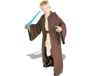 Tunica Jedi para niño