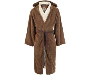 albornoz jedi marron-beige Star Wars