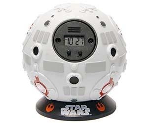 reloj despertador nave Star Wars