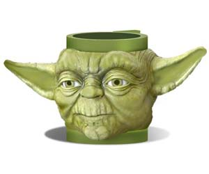Taza Yoda de Star Wars