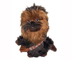 Peluche Chewbacca Star Wars 20 cms
