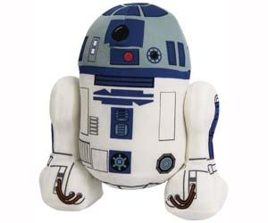 Peluche de R2-D2 Star Wars 23 cm