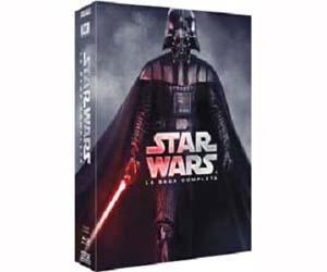 Saga Completa Star Wars 2105